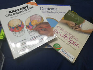 Nursing books / coloring book for sale