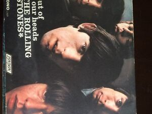 Rolling Stones record collection
