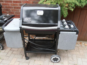 Weber Genesis Silver Natural Gas Grill
