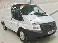 FORD TRANSIT 2.2TDCi 100PS 300S SWB LOW ROOF SHORT WHEELBASE AIR CON MINT COND