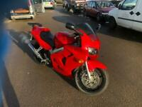 1998 Honda VFR 800 F ONLY 5800 MILE VERY CLEAN PX WELCOME CAN DELIVER