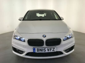 2015 BMW 218D LUXURY DIESEL 1 OWNER BMW SERVICE HISTORY FINANCE PX WELCOME