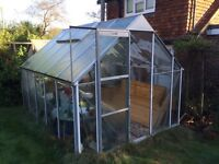Large Greenhouse - 10ft x 8ft (approx)