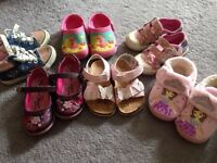 Girls size 6 shoes