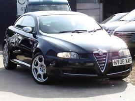 ALFA ROMEO GT 2.0 JTS BLACKLINE Manual Leather 2008 (08)