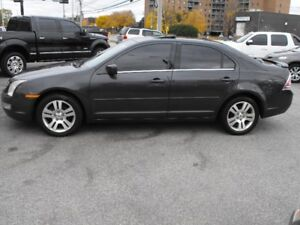 2007 FUSION SEL  LEATHER  SUNROOF  LOADED  SAFETIED   SALE