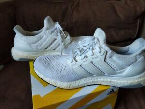 59ba5c780 Adidas ultra boost triple white 1.0 SZ 10.5