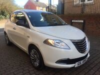 Chrysler Ypsilon 1.2 SE LIKE FIAT 500 (white) 2012