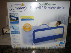 Brand new Summer Safe & Secure Bedrail