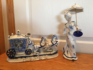 Blue and White Giftware
