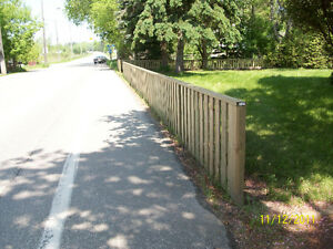 Fences and Decks installation, repairs and post setting Kitchener / Waterloo Kitchener Area image 7