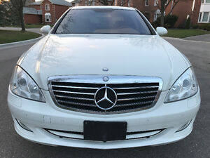 2009 Mercedes-Benz S-Class 450 4matic-Navi,Back up Camera