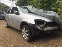 BREAKING Vauxhall Corsa C for PARTS