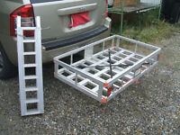 ALUMINUM MOBILITY DEVICE / CARGO CARRIER