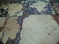 tin ceiling - antique tin ceiling, curved diamond circle PGwYW