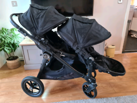 Baby Jogger City Select Twin Double Pram/Buggy