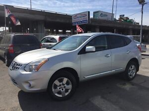 Nissan Rogue FWD 4dr 2011