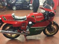 1984 Ducati 900 S2 Mike Hailwood - Brand New Collectors Item