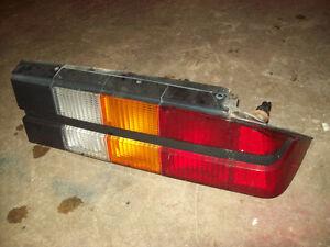 82 92 camaro irocz z28 berlinetta tail lights lamps brake rear