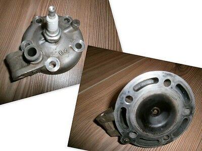 Zylinderkopf für eine Kawasaki KX 80 Baujahr 1997 09362