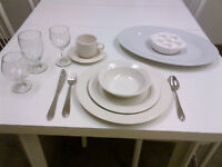 SYRACUSE DISHES FOR RESTAURANT available up to 275 settings