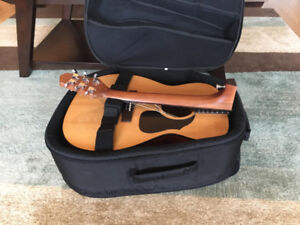 Acoustic Foldable/Travelling Guitar