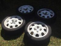 """Peugeot 205 gti alloy wheels 15"""""""