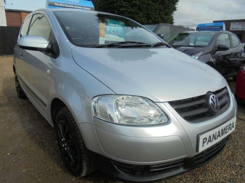 2009 59 VOLKSWAGEN FOX 1.2 URBAN 6V 3DR 54 BHP LOW INSURANCE BAND FINANCE WITH N