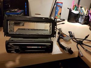 Radio Mp3/USB/AUX sony CDX-GT565UP