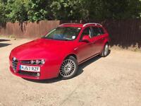 2007 Alfa Romeo 159 Sportwagon 2.4 JTDM Lusso Q-Tronic 5dr