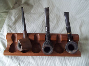 Solid Wood - Pipe Rack