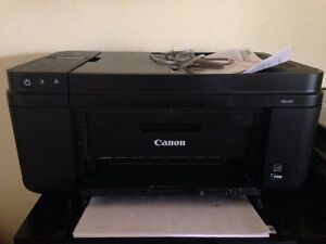 CANON mx492 pixma printer used once!!