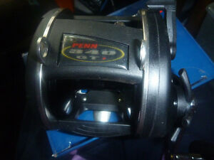 FISHING REEL ( PENN 340 BTi  )  MADE IN USA. NEW IN THE BOX London Ontario image 5