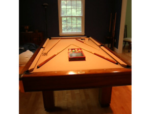 Brunswick Pool Table Buy Sell Items From Clothing To Furniture - New brunswick pool table