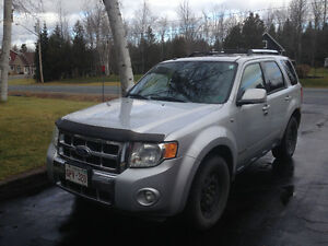 2008 Ford Escape Grey Other