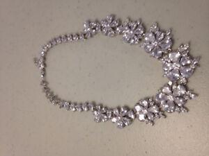 "275- Ladies "" Benjamin Gold"" Custom Necklace with Certificate"