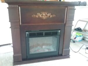 Excellent Electric Fireplace