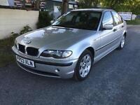 BMW 320d SE 2003 Manual Diesel