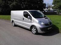 Vauxhall Vivaro 2.0CDTi ( 115ps ) ( EU V ) 2012MY Sportive 2900 LWB Panel Van
