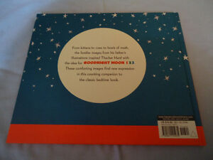 Goodnight Moon 1 2 3 A Counting Book by Roberta Brown Ranch Kingston Kingston Area image 2
