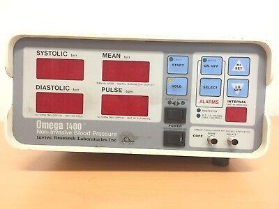 Omega 1400 Non-invasive Blood Pressure Monitor Medical Equipment