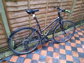 "Marine 17"" frame City Sport unisex bike"