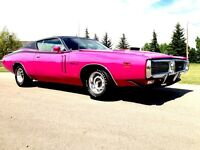 1971 DODGE CHARGER 440 - 4 SPEED - 1 of 332 !!!PRICE REDUCED!!!