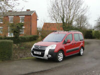 2009 CITROEN BERLINGO HDI MULTISPACE XTR (A/C) FULL HISTORY - IN VGC - LOW MILES