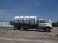 Bulk Water Delivery Service