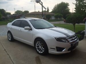 2010 4 cylinder Ford Fusion