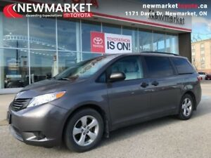 2015 Toyota Sienna Base  - one owner - local - trade-in - $96.52