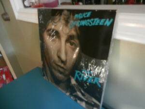 Vinyl Records/LP Bruce Springsteen The River Sealed Mint 1980