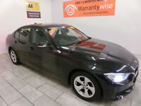 2012 BMW 320 2.0TD d E/Dynamics NAV, HEATED LEATHER **BUY FOR ONLY £57 A WEEK**