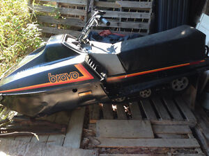 Classic Snowmobile for Sale